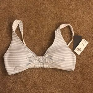 NWT Abercrombie & Fitch swim suit top